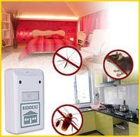 Electronic Riddex Pest Repelling Aid Pests Mosquito Killer Control Ant Pest Repellent 110V / 220V