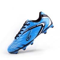 New Size39-44 Red+Blue durable and wearable men soccer cleats fashion chuteiras de futebol society zapatos de futbol for sale