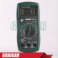 Professional MS8221D Digital Multimeter Portable Electrical Instrument Voltage Current Resistance Tester