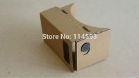 DIY Google Cardboard Glasses Virtual reality VR Mobile Phone 3D Glasses