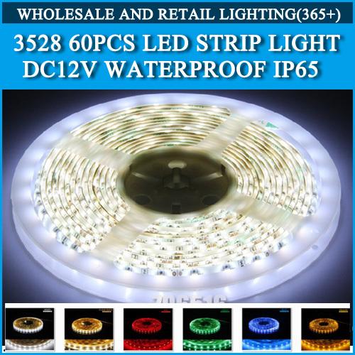 Светодиодная лента 5m 300 LED 3528 SMD 12V 60 /m, 3528 60