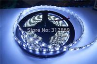 [Seven Neon]Free DHL express black FPBC board 50meters IP65 waterproof 5050 60leds/meter LED SMD strip