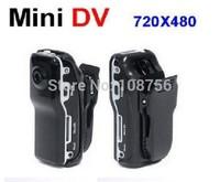 Free shipping  Sports DVR  mini Camera MD80  720*480 with 20pcs/lot