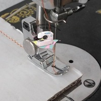 2015 Old butterfly pedal sewing machine parts  replacement old sewing machine trapeze handle straight stitch presser foot