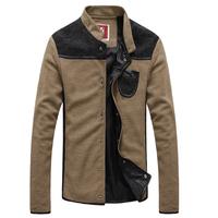 New fashion spring men casual jacket man coat outwear match color plus size M-XXL 3XL 4XL 5XL