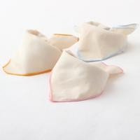 Baby Bibs Soft Nature Infant Handkerchief Brand Bebe Up Organic Cotton Accessories Unisex Boys Girls Free Size 10pcs/lot