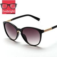 Fashion Retro Round Sunglasses Men Vintage Metal Cat Eye Sunglasses Of Designers 2015 Women De Sol Free Shipping