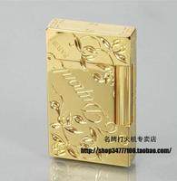 STDupont / Dupont lighters Lang sound - Golden Clover original genuine all-copper Movement