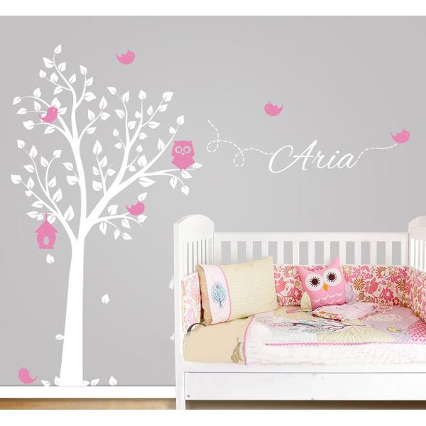 Ni as b ho decoraci n de la habitaci n al por mayor de - Decoracion paredes habitacion nina ...