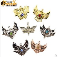 2014 Anime legend key chains necklaces set