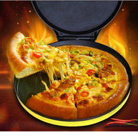 electric baking pancake makers roaster oven Pizza machine household electrical appliances crepe makers Free shipping Fedex/TNT