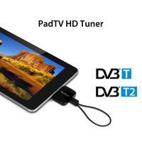 Hot Highly sensitive! PT360 DVB-T2 DVB-T TV Android TV Phone/Pad mini USB TV tuner ,Free shipping