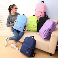 The children's favorite Han edition backpack bag shoulder bag college students