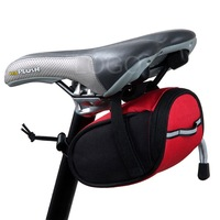 2015 New arrival Waterproof Sports Bicycle Bike Saddle Seat Bag Outdoor Cycling Pouch