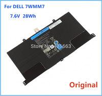 Original 28Wh Laptop Battery for dell 7WMM7 DL011301-PLP22G01 CFC6C CP305193L1