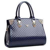 Genuine leather women's bags 2015 autumn and winter fashion women's handbag big bag trend handbag cowhide messenger bag