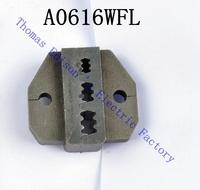 A0616WFL Die Sets for HS FSE AM-10 EM-6B1 EM-6B2 CRIMPING PILER Crimping machine one set made by Wire cutting machine