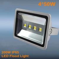 1pcs 200W led flood light Bridge Lamps 85-265V Waterproof IP65 LED Street Light 3 Years Warranty New Year