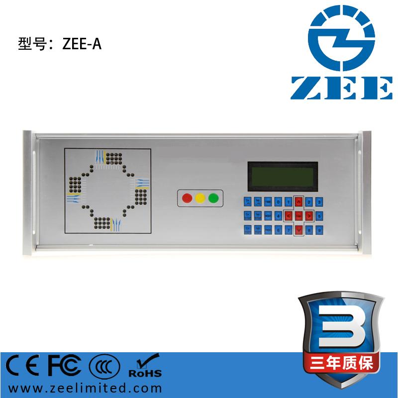 ZEE-A intelligent traffic signal machine controller of intelligent controller of economical and practical signal(China (Mainland))