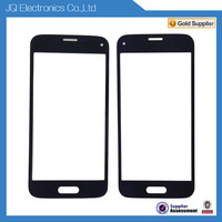 High copy quality with waterproof function mobile phone front screen glass for Samsung galaxy s5 mini with free shipping