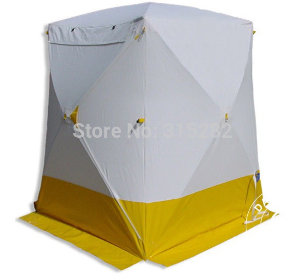 Family tent, tents,outdoor pop up work tent easy to open,work tent shelter 2.2x2.2x2.2M(China (Mainland))