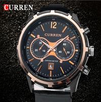Fashion Men's Sport Watches Casual Rubber Waterproof Military Wristwatch Luxury Relogio Date Display Sports Quartz Clock Male
