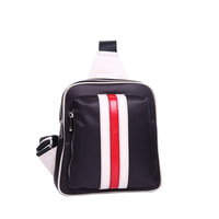 The trend of casual bag  small shoulder bag  male backpack