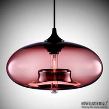 Newest Design Modern Niche Minaret Stalactites Bubble Crystal-glass Pendant Light Fast shipping
