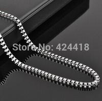 titanium  Necklace men necklace  never lose colour 60CM