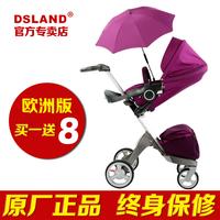 Baby stroller baby stroller baby car dsland shock absorbers cart