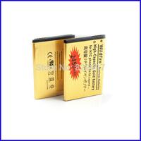 Golden Batteria Betterij Gold 3.7V 2450mAh High Capacity Battery For HTC Wildfire G6 G8 A315C A3333 A6388 A3380 A6363 Legend