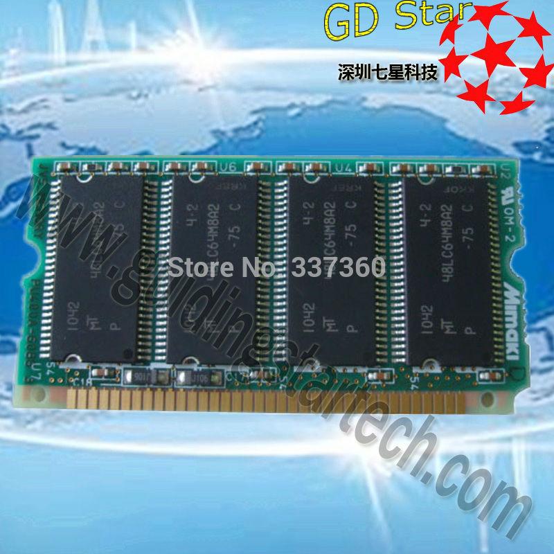 high quality original mimaki JV5/TS5 PRAM board for the main board as mimaki printer spare parts(China (Mainland))