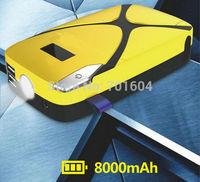 2015 8000mah Car Jump Starter Power Bank ES-J-P102