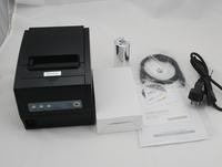 XP-T230H / T260H thermal printer pos 80mm Parallel/Serial+USB interface thermal receipt printer mini/pop printer