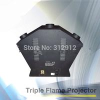 DMX512 Triple Flame Projector