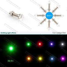 ZZ-01 optic fiber lighting luminarias home decoration abajur star ceiling crystal light for star sky projector(China (Mainland))