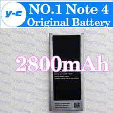 100% New Original 2800mAh EB-BN916BBA Battery For NO.1 Note 4 Smartphone In Stock Free Shipping+Tracking Number