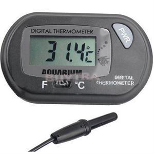 High Quality Digital Fish Aquarium Water Thermometer Brand New Household Temprature Instrument Practical Temprature Measurement(China (Mainland))
