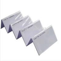 wholesale EM/ID Thin Card Access Control System card RFID Card em4100 125khz proximity rfid card for door access control system