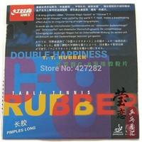 Original DHS C8(C-8) Table Tennis Rubber  long pimples table tennis racket indoor sports defense racquet sports