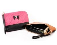 Milesi - New 2014 Brand Women Wallets Card Holder Phone Cases Purse Makeup Bag Makeup Organizer Novelty Items black friday