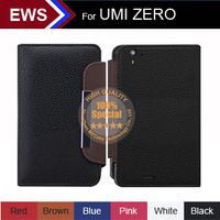 New items Free Shipping Custom PU Leather Holder 100% Special Case + Free Gift For UMI ZERO