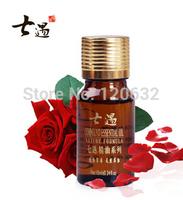 3PCS rose essential oil 10ml skin care  whitening moisturizing compound essential oil
