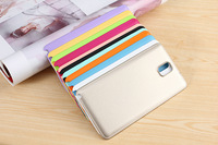 11 Colors Leather-grain Battery Back Cover Candy Color Replace Housing Door Case Skin For Samsung Galaxy Note 3 III N9000