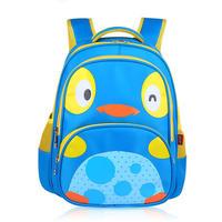 Mochila Infantil Penguin School Backpack Bags For Kindergarten Students 2-7 Years Old 5 Colors Mochila Escolar