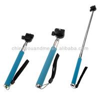 2014 New handheld flexible wireless camera monopod for phone