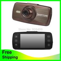 Free ShippingFull HD 1080P Car DVR 160Degree Wide Angle Lens Vehicle Camera Video Recorder Good Night Version T101