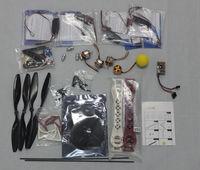 F02113-F JMT 4 Axis RC Drone ARF Tarot SK450 Frame Kit + QQ Super Control Board + A2212 Motor +HOBBYWING ESC + Carbon Fiber Pros