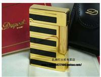 International Brand STDupont / Dupont lighters Lang sound crisp and golden striped broke