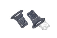 New Rail Hooks Inside the Helmet Military Army Combat High Quality Helmet Accessories Protection Rail